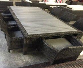 Patio Furniture U2013 Outdoor Dinning Sun Feb 28 @ 11:00 AM. NEW Outdoor