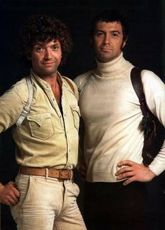 The Professionals' originally ran from 1977 to 1983, starring Martin Shaw as Raymond Doyle, Gordon Jackson as George Cowley, and Lewis Collins as William Andrew Philip Bodie. Description from pinterest.com. I searched for this on bing.com/images