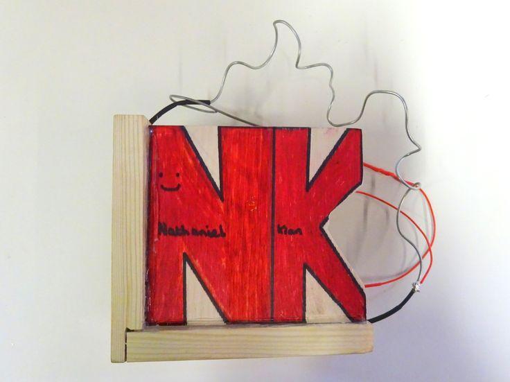 N.K. Steady Hand Game.