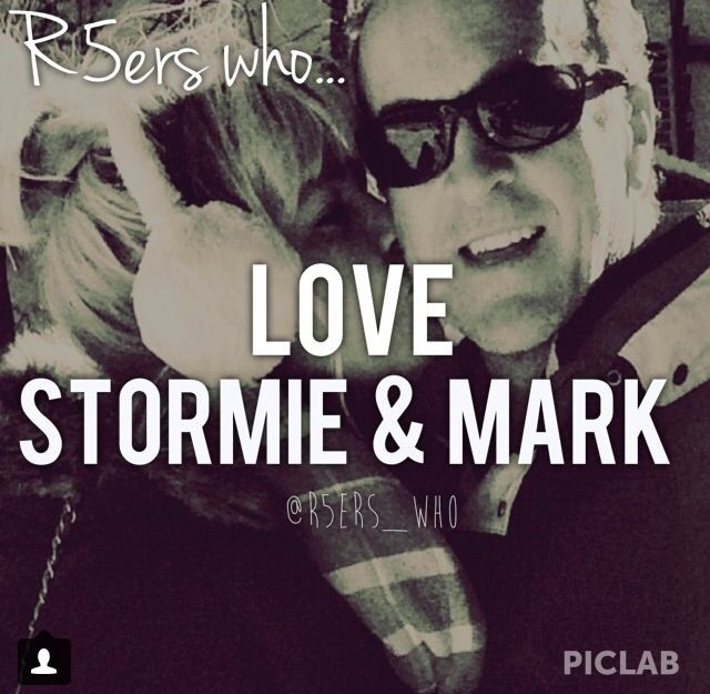 where did stormie and mark lynch meet