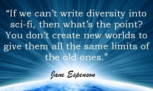 CSSF Diversity Statement Writing Science Fiction Pinterest - diversity statement