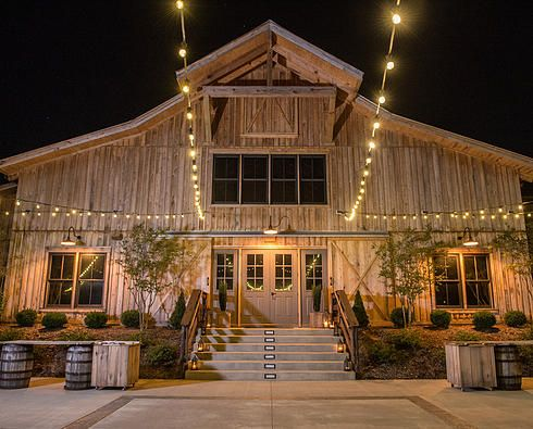 Mint Springs Farm Wedding Venue Nashville Tennessee Reception Barn