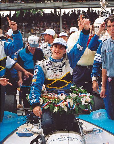 1995 - Jaques Villeneuve // last CART sanctioned, Indy 500 winner