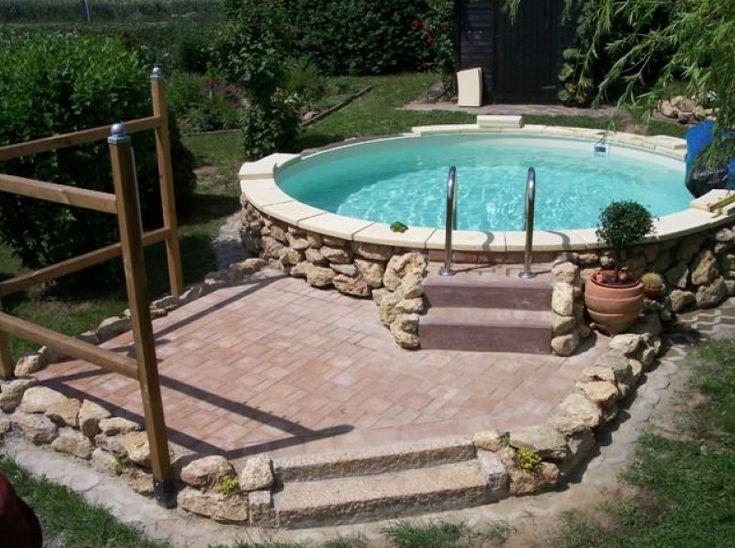Die besten 25+ Pool selber bauen 50u20ac Ideen auf Pinterest Kleine - schwimmbad selber bauen