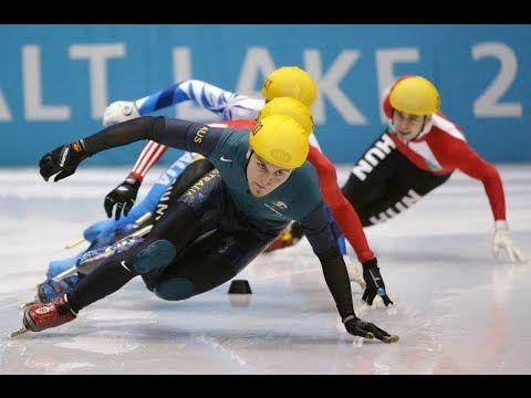 medalla oro, sorpresa, suerte, juegos olímpicos, patinaje, STEVEN BRADBURY - łyżwiarstwo szybkie (Short Track) 2002 r. - YouTube