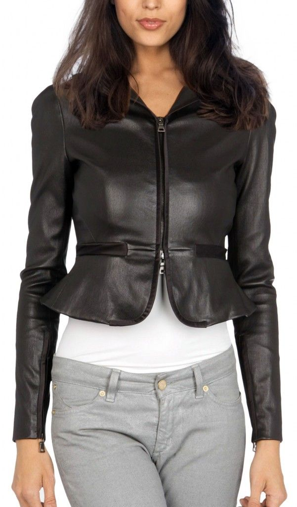 Minify Leather Jacket For Women   leather jackets for women ...