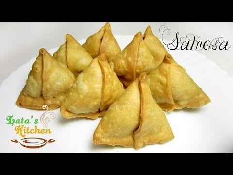 Samosa Recipe - Aloo Samosa Recipe - Punjabi Samosa Recipe - Indian Snack Recipe in Hindi - YouTube