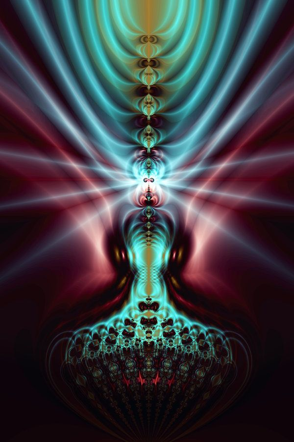 We are recursive, self-similar structures of consciousness at arbitrarily small scales that represent the universe as a whole; like a wave represents the ocean, or a water-drop represents the wave. Our brain is fractal not just in structure but in process. - http://fractalenlightenment.com/18838/fractals/understanding-the-fractal-mind-and-fractal-consciousness