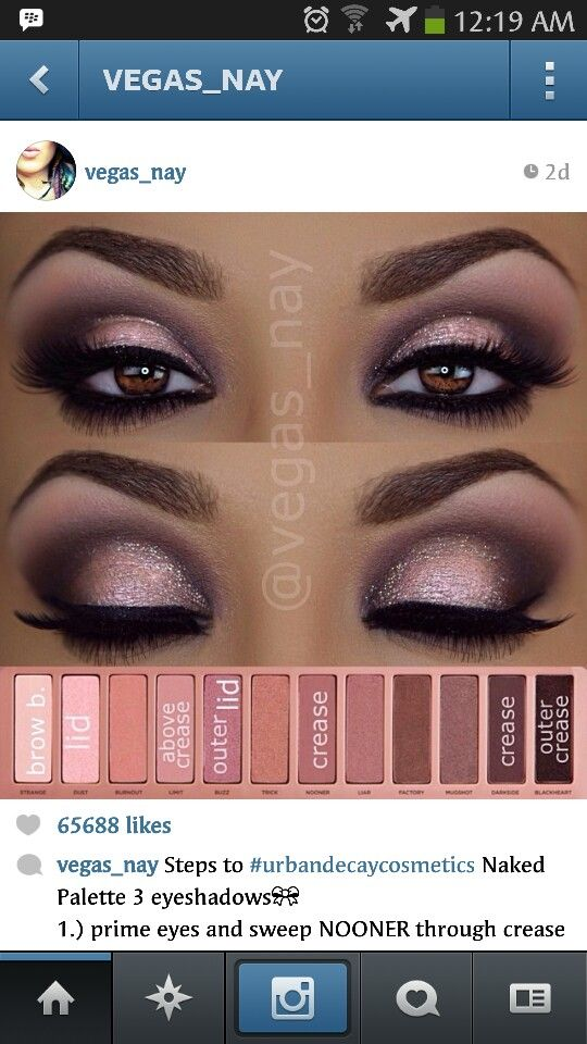 87 best images about naked palette looks on pinterest smoky eye urban decay eye pencil and. Black Bedroom Furniture Sets. Home Design Ideas