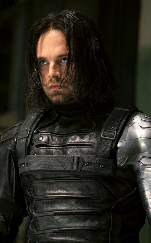 OMG A BUCKY AS WINTER SOLDIER FLASHBACK MAYBE?! IM NOT READY