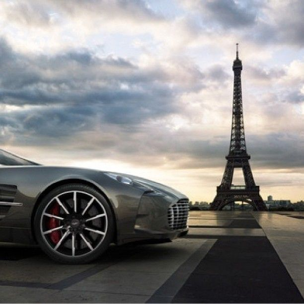 Aston Martin Vanquish Paris FINE RIDE - facebook.com/fine.ride.official