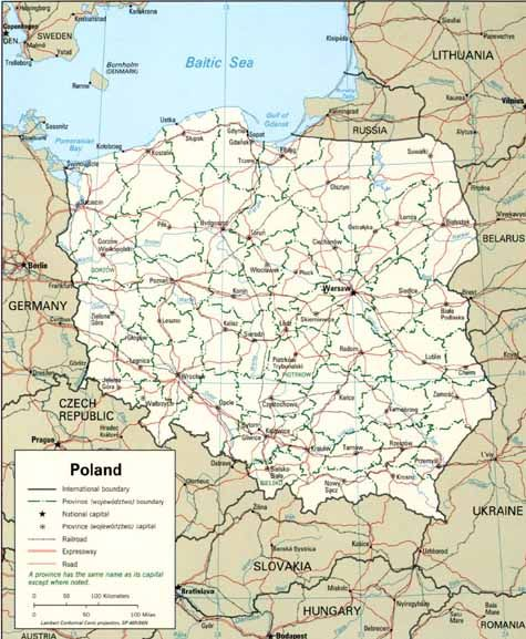 Poland Virtual Jewish History Tour | Jewish Virtual Library