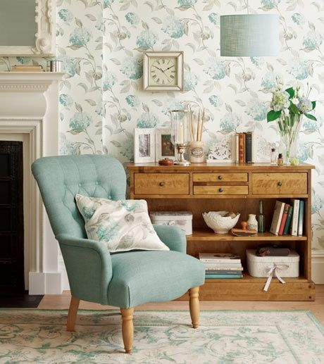 Collection - Hydrangea Duckegg - Laura Ashley