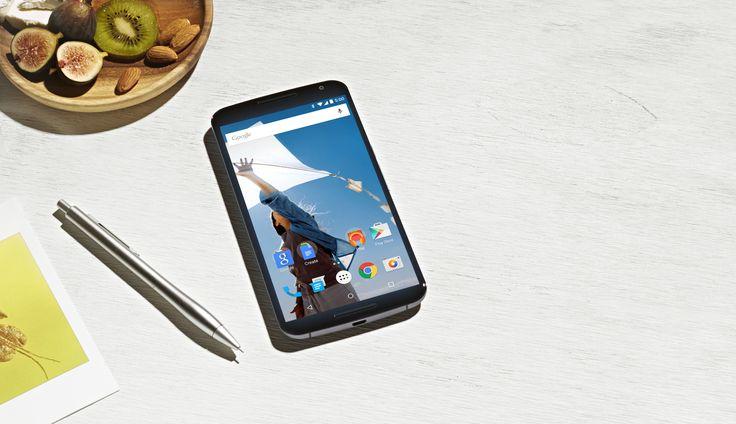 Nexus 6: Raja Phablet Baru dari Google dan Motorola