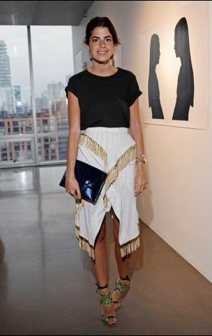 Parties — Altuzarra/Mytheresa.com Launch Event