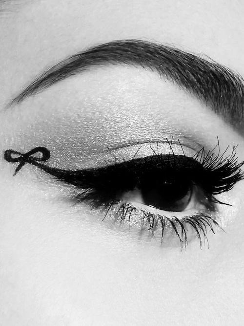 "mascarasycaras: ""Preciosos ojo. Preciosa mirada maquillaje de ojos """