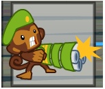 dartling gun from bloons tower defense
