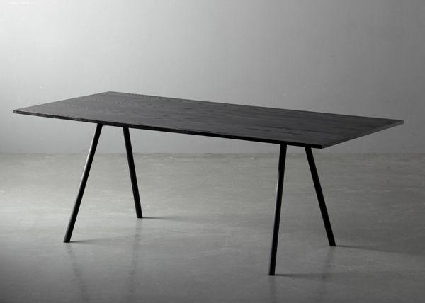 9 Best Slim Tables Images On Pinterest  Slim Dining Room Tables Classy Slim Dining Room Tables Decorating Design