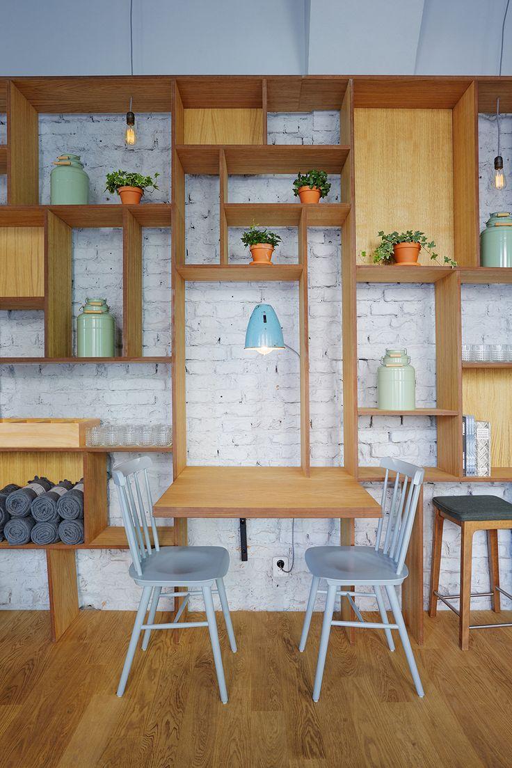 Nejen Bistro od ateliéru mar.s: Posezení lepší jak doma | Insidecor - Design jako životní styl