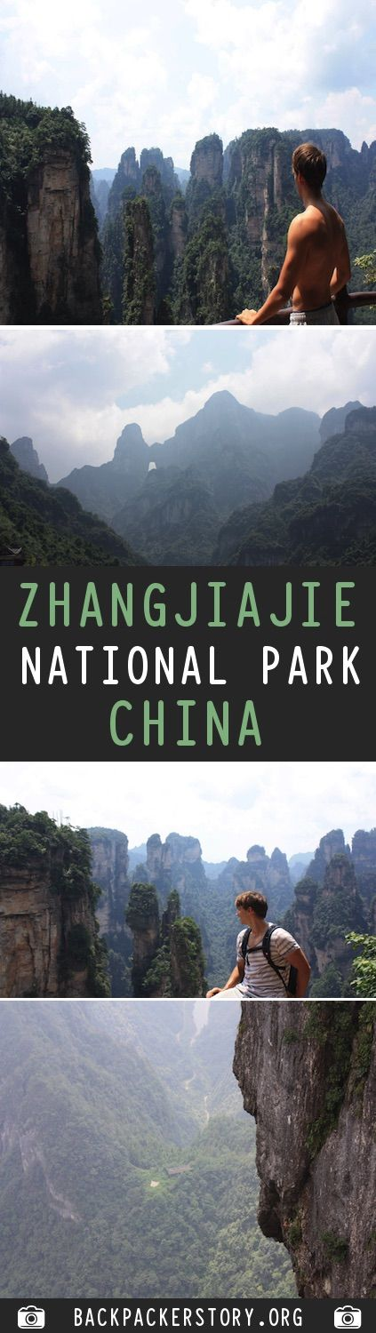 Complete guide to the Zhangjiajie National Park in China
