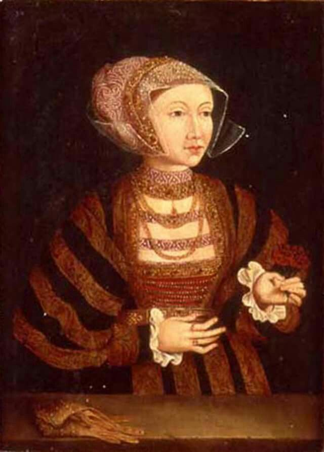 On this day in 1557, Anne of Cleves died. Henry VIII's 4th wife, Anne outlived all the other wives as well as Henry. Henry VIII and Anne of Cleves were married for just over 6 months when they were formally annulled on July 9th the same year. Henry gave Anne Hever Castle as part of the settlement, which stayed in her possession until her death in 1557. Henry and Anne enjoyed a firm friendship long after their annulment.
