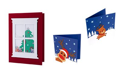 Christmas Cards | Creative art Designs
