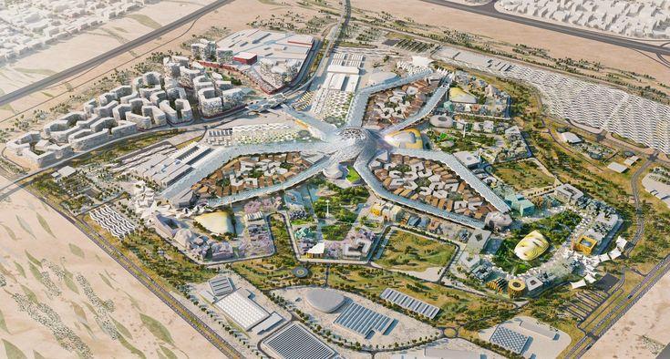 Expo 2020 Dubai, UAE: MasterPlan Gallery... Expo 2020 !!! Fantastic !