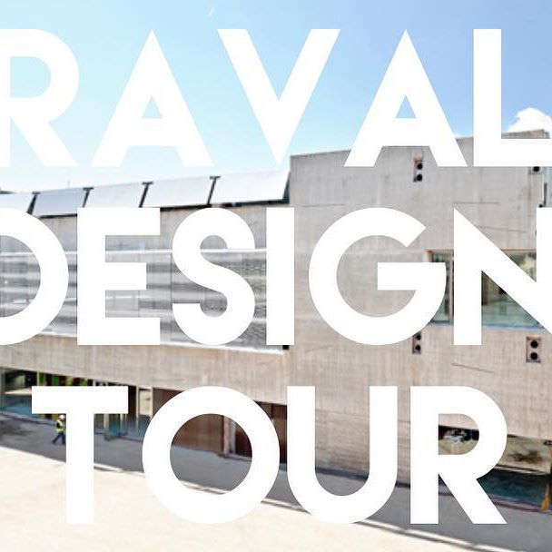 New at the Hotel! A tailor-made tour led by locals and experts in design & architecture! Try it! ‪#‎brummelldesigntour‬ @bcndesigntours