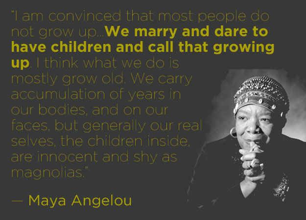 Maya Angelou | 16 Profound Literary Quotes About Getting Older