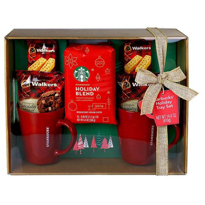 Pin By Justin Harris On Gift Baskets 2019 Xmas Starbucks Christmas Holiday Blend Starbucks Gift