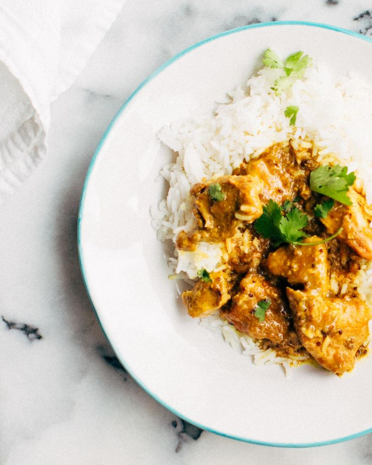 Pork Vindaloo Curry. A delicious, tangy South Indian pork curry with vinegar and spices and love. This one is made with coconut milk.