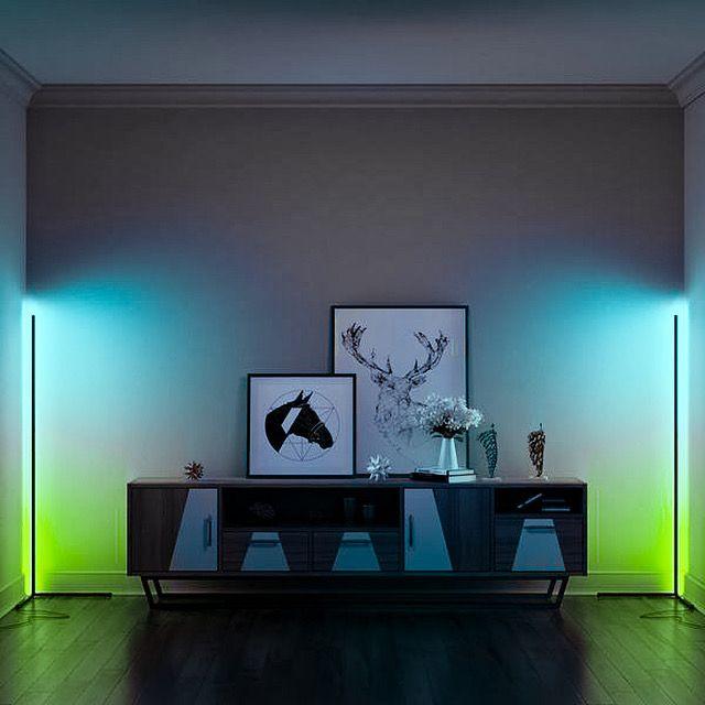 Vivid Minimal Corner Lamp V2 0 In 2020 Corner Lamp Beautiful Lamp Dimmable Lamp