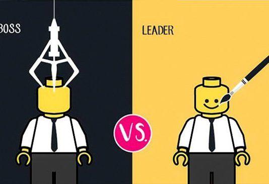 10 Diferencias entre ser un jefe y ser un líder ¡Conviértete en el mejor!
