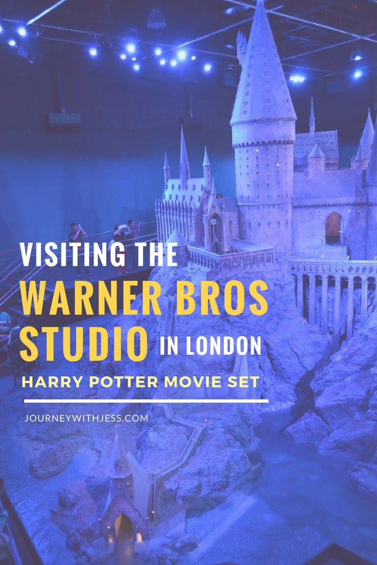 Visiting the Warner Bros Studio in London | Harry Potter Movie Set