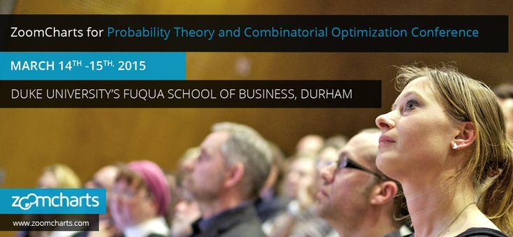 ZoomCharts For Probability Theory and Combinatorial Optimization Conference: March 14-15, 2015  ZoomCharts http://www.zoomcharts.com The world's most interactive data visualization software    #zoomcharts #interactive #data #datavisualization #charts #graphs #bigdata #dataviz #Duke #DukeU #DukeUniversity #Fuqua #Durham #NorthCarolina #NC #probabilitytheory #combinatorial #optimization #JMichaelSteel #PiDay #314 #UC #UniversityofCalifornia #Stanford #StanfordU #StanfordUniversity
