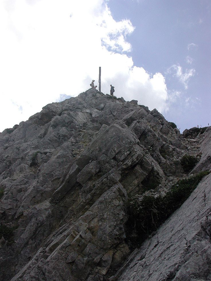 Tannheim - Landsberger Hütte Lachenspitze