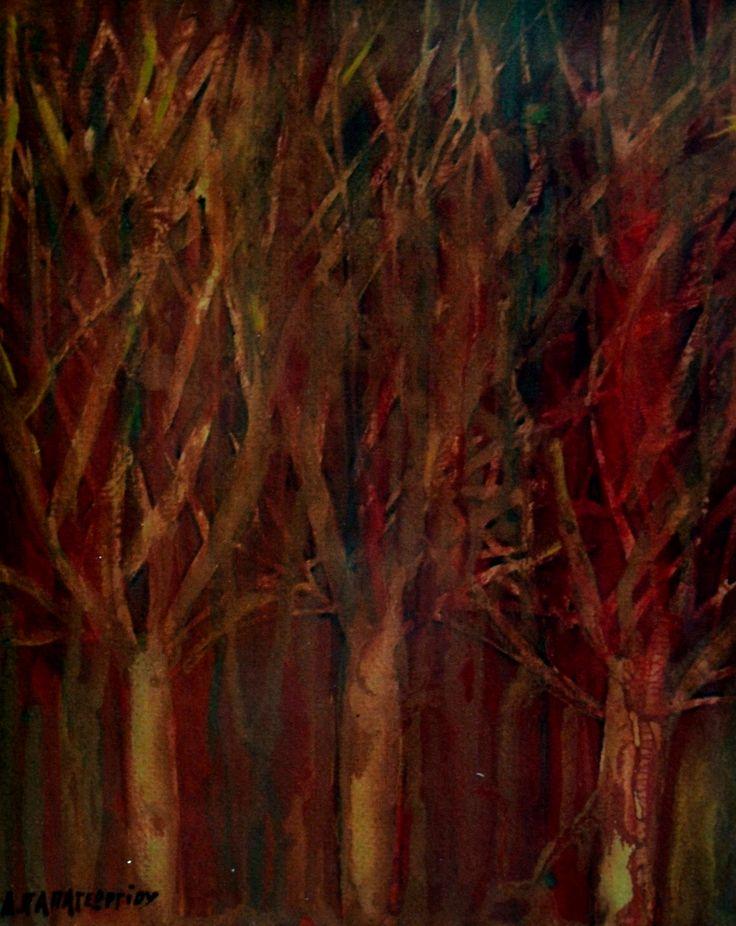Silent Trees 1