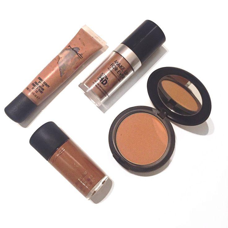 foundation donkere huid