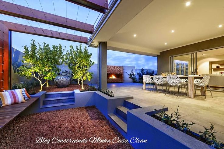 Construindo Minha Casa Clean: Casa Linda e Moderna na Austrália! Fachada, Interior e o Projeto!!!