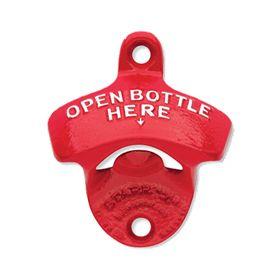 Open bottle here kapsyl