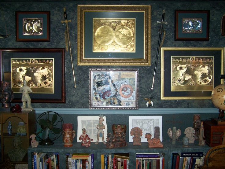 Man Cave Antiques Artifacts : Best images about my man cave on pinterest wall maps