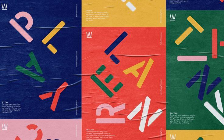 Studio DBD designs identity for Foilco's new travelling Workshop | Creative …