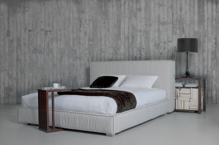 Vogue upholstered bed