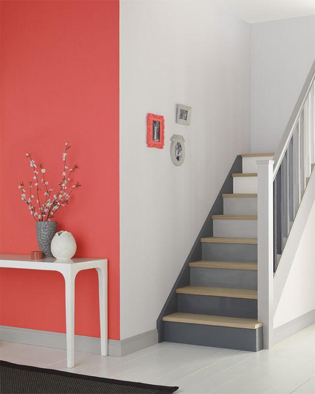 25 beste idee n over hal verfkleuren op pinterest hal kleuren hal verf en interieur kleuren - Verf voor gang ...