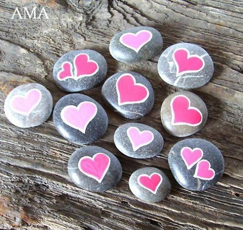 stones by ama