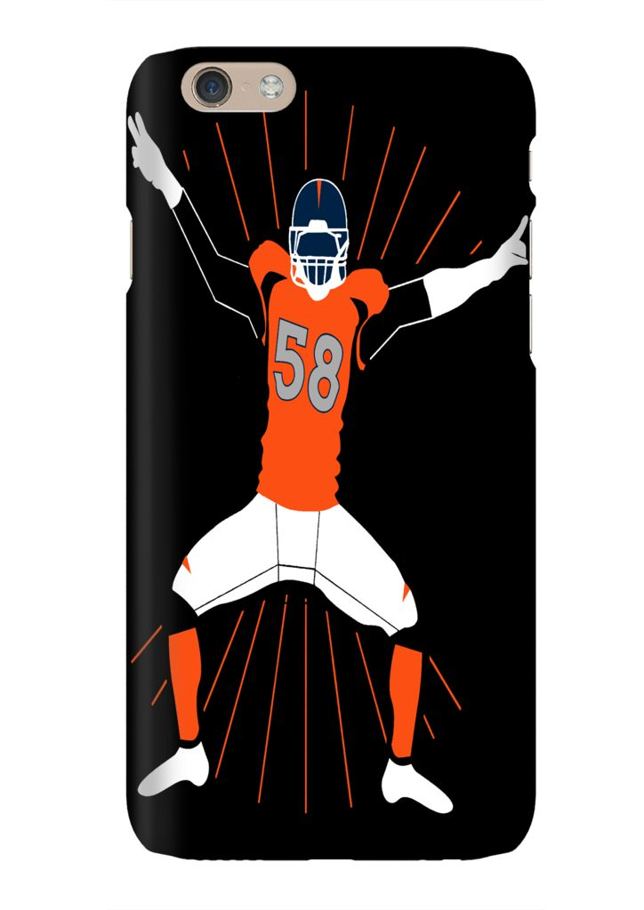 Von Miller Sack Dance MVP Denver Football Phone Case