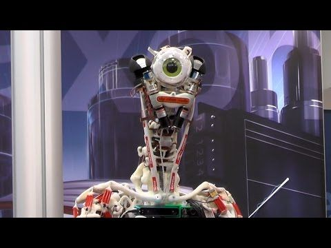 Highlights of the HANNOVER MESSE 2015