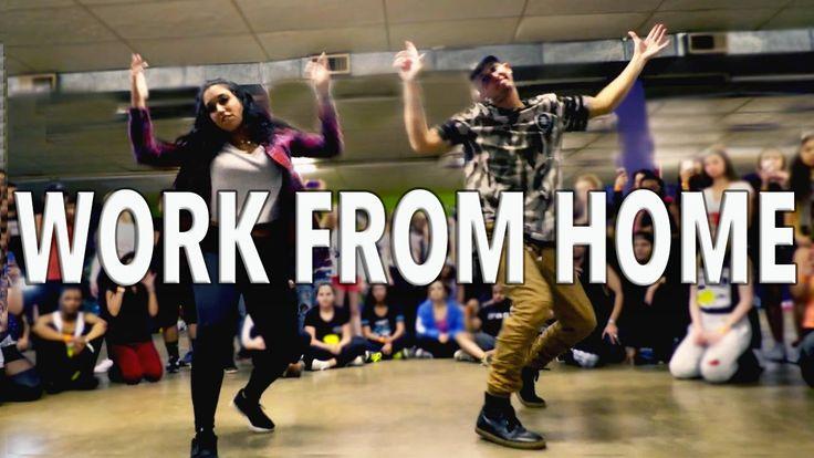 WORK FROM HOME - Fifth Harmony ft Ty Dolla $ign | @MattSteffanina Choreo...