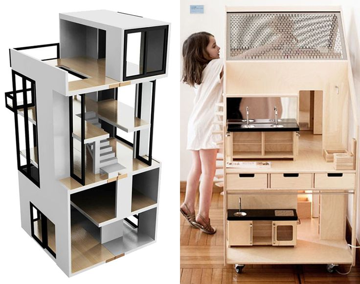 DIY DESIGNER DOLLHOUSE - The Project Starts Here!
