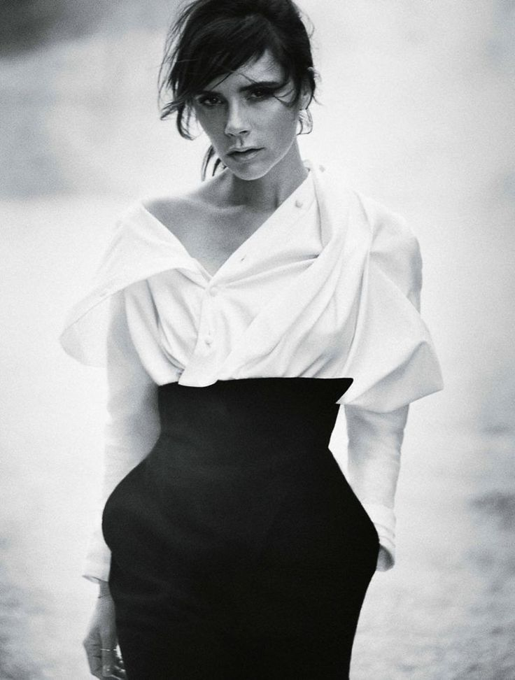 Victoria Beckham by Boo George for Vogue Germany November 2015 :: This is Glamorous